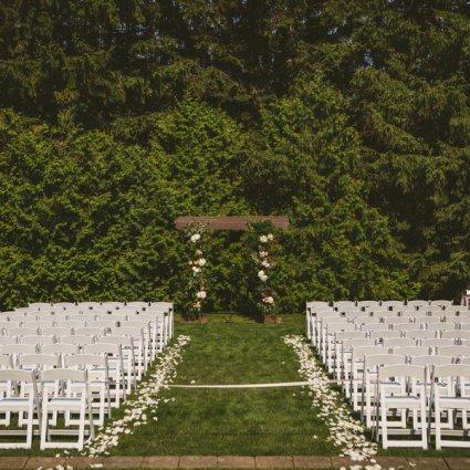 Miller Lash House featured in Over 20 of Toronto's Prettiest Outdoor Wedding Venues