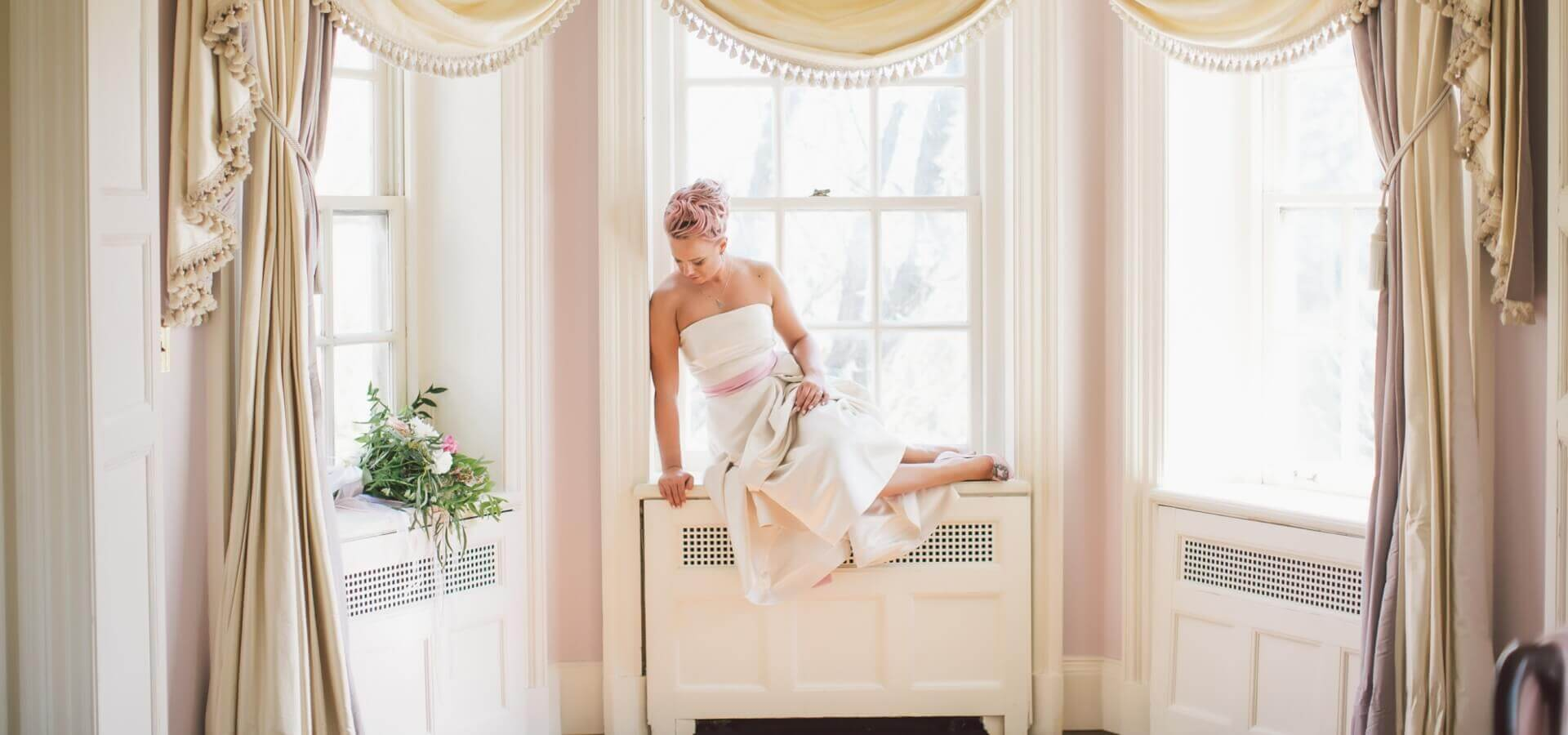 Hero image for Yana and Abid's Elegant Wedding at Graydon Hall Manor