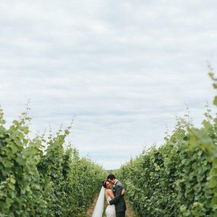 Thumbnail for Maranda and Chad's Stunning Rustic Wedding at Honsberger Estate