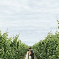 Maranda and Chad's Stunning Rustic Wedding at Honsberger Estate