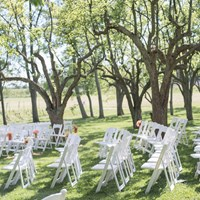 Karina & Ken's Dazzling Wedding at Kurtz Orchards