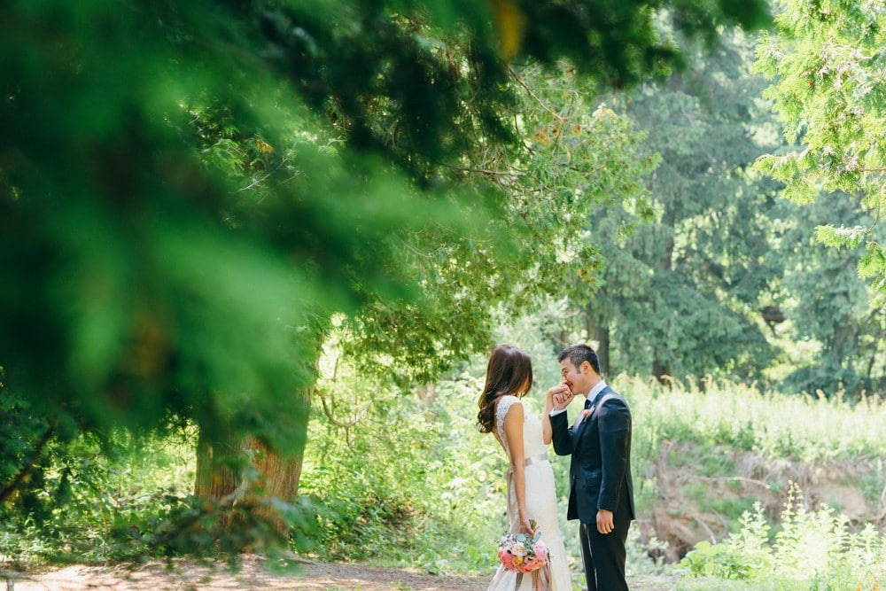 Romantic Fairytale Wedding
