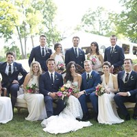 Alicia and Justin's Beautiful Wedding At The Pavilion At The Estates of Sunnybrook