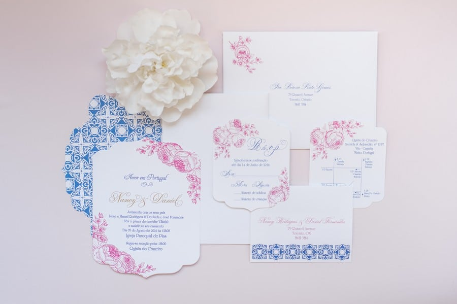 Wedding Invitation Printing Toronto: Toronto Stationery Designers Share 2016 Wedding Invitations