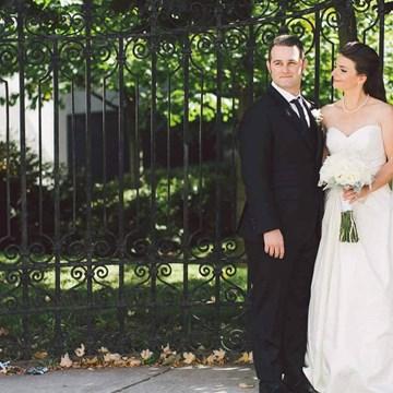 Shana and Michael's Wedding at The Bram & Bluma Appel Salon