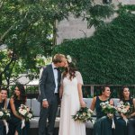 Thumbnail for Rayna and Bas' Chic Wedding at Andrew Richard Designs