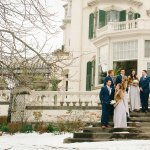 Thumbnail for Andrea and Laird's Lovely Winter Wedding at Storys Building