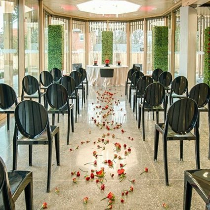 Alderlea featured in 15 Intimate Wedding Venues in Toronto Perfect for 100 Guests …