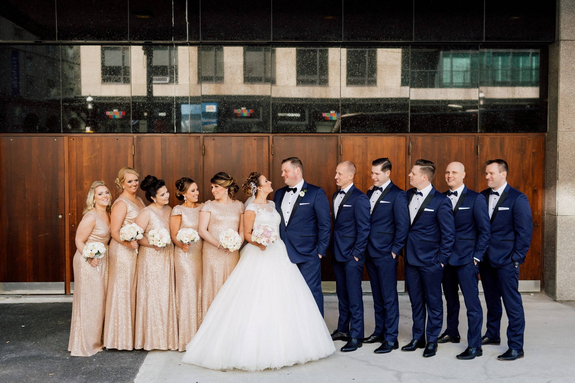 Hero image for Christina and Daniel's Luxurious Wedding at The Fairmont Royal York