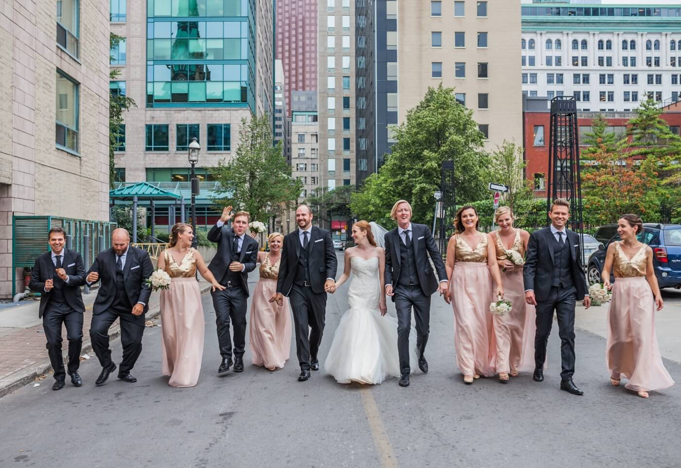 Hero image for Gillian and Dan's Intimate Wedding at The Rosewater Room