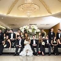 Madison and Josh's Stunning Wedding at Adath Israel Synagogue