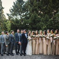 Amy and Jason's Romantic Wedding at Casa Loma