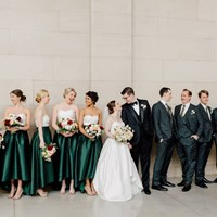 Titania and Jason's Fabulous Wedding at the Art Gallery of Ontario