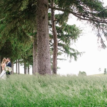 Jordana and Aaron's Elegant Wedding at the Whistle Bear Golf Club