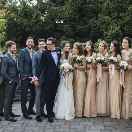 Thumbnail for Amy and Jason's Romantic Wedding at Casa Loma