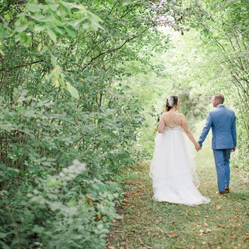 Jessica and Tyler's Countryside Wedding at Highfields Country Inn & Spa