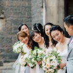 Thumbnail for Angel and Guxin's Garden Inspired Wedding at the Estates of Sunnybrook