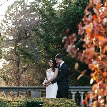 Narm and Spencer's Elegant Wedding At Graydon Hall Manor