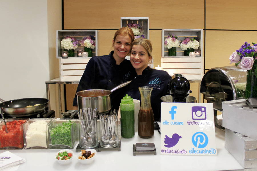 eventsource presents the toronto catering showcase, 25