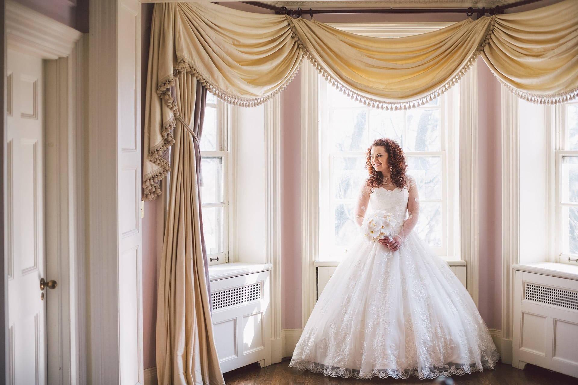Hero image for Svetlana and Oleg's Wedding at Chateau Le Jardin Event Venue