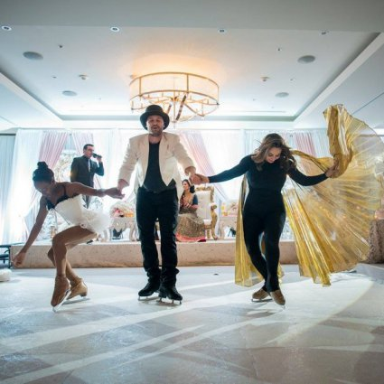 Glisse on Ice Shows featured in 15 Entertainment Ideas Guaranteed To 'Wow' Your Guests