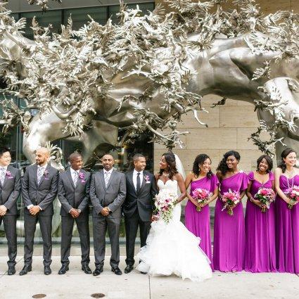 Thumbnail for Renée and Husam's Beautiful Wedding at The Shangri-La Hotel, …