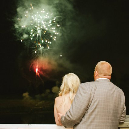 Blue Star Pyrotechnics featured in 15 Entertainment Ideas Guaranteed To 'Wow' Your Guests