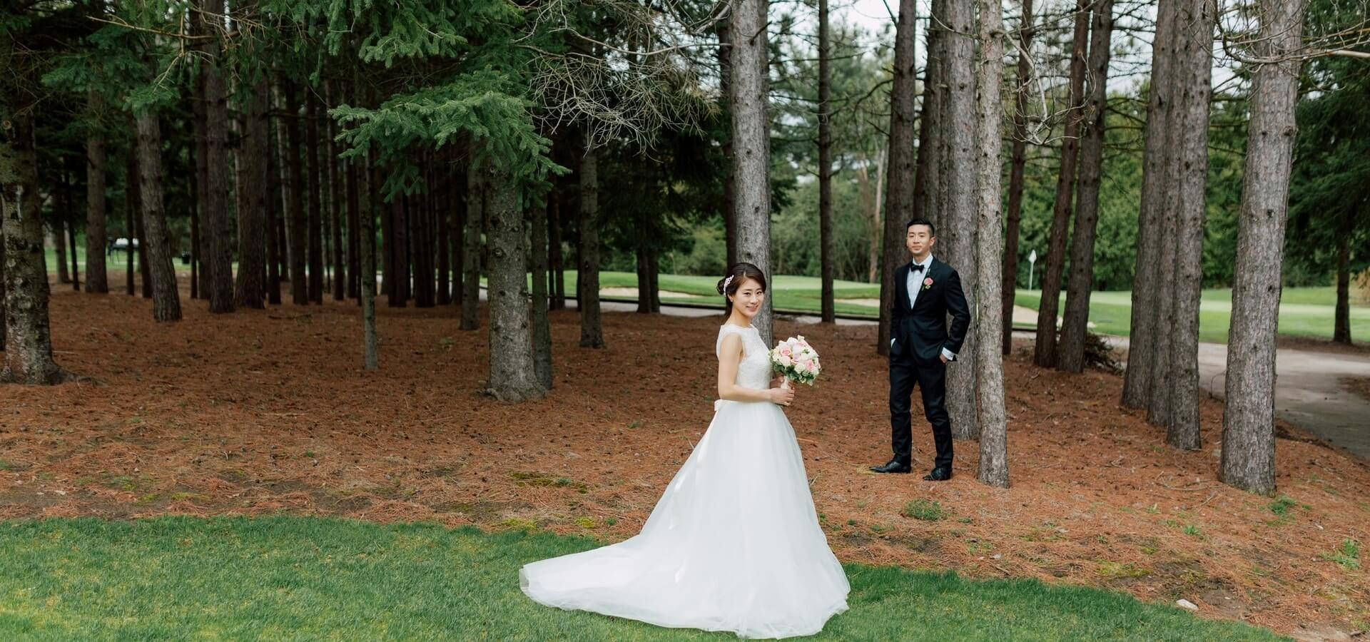 Hero image for Janice and Joshua's Cultural Wedding at King Valley Golf Club