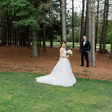 Janice and Joshua's Cultural Wedding at King Valley Golf Club