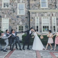 Vy and Justin's Lovely Wedding at Graydon Hall Manor