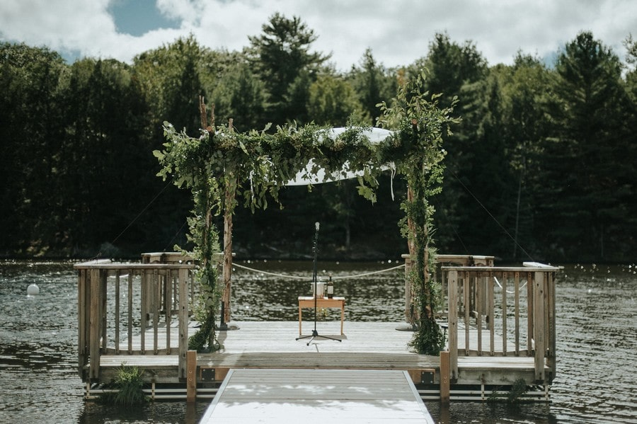 Cottage Wedding