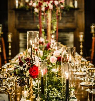 Weddings by Design featured in The Old Mill Toronto's 2017 Wedding Open House