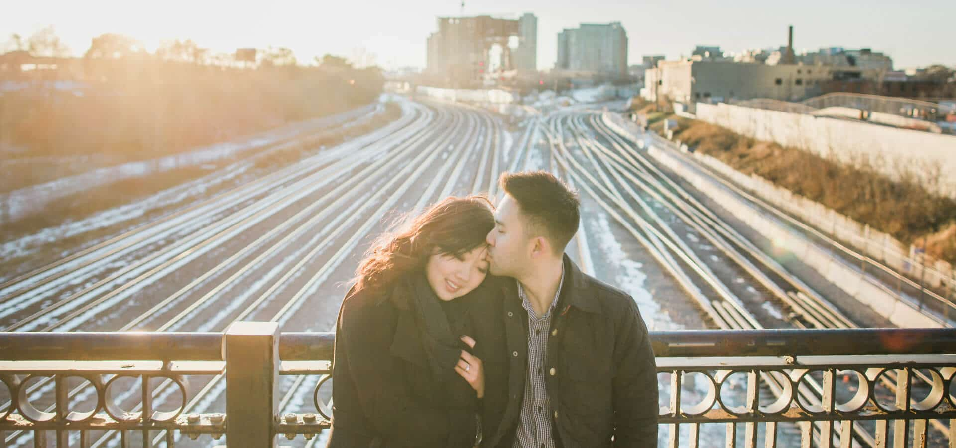 """Hero image for 9 Toronto Hot Spots Perfect For """"Popping the Question"""" Over The Holidays"""