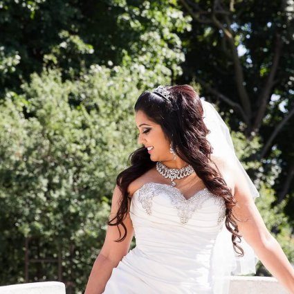 Whim Event Planning & Design featured in Lisa and Justin's Fairy-tale Wedding at The Venetian