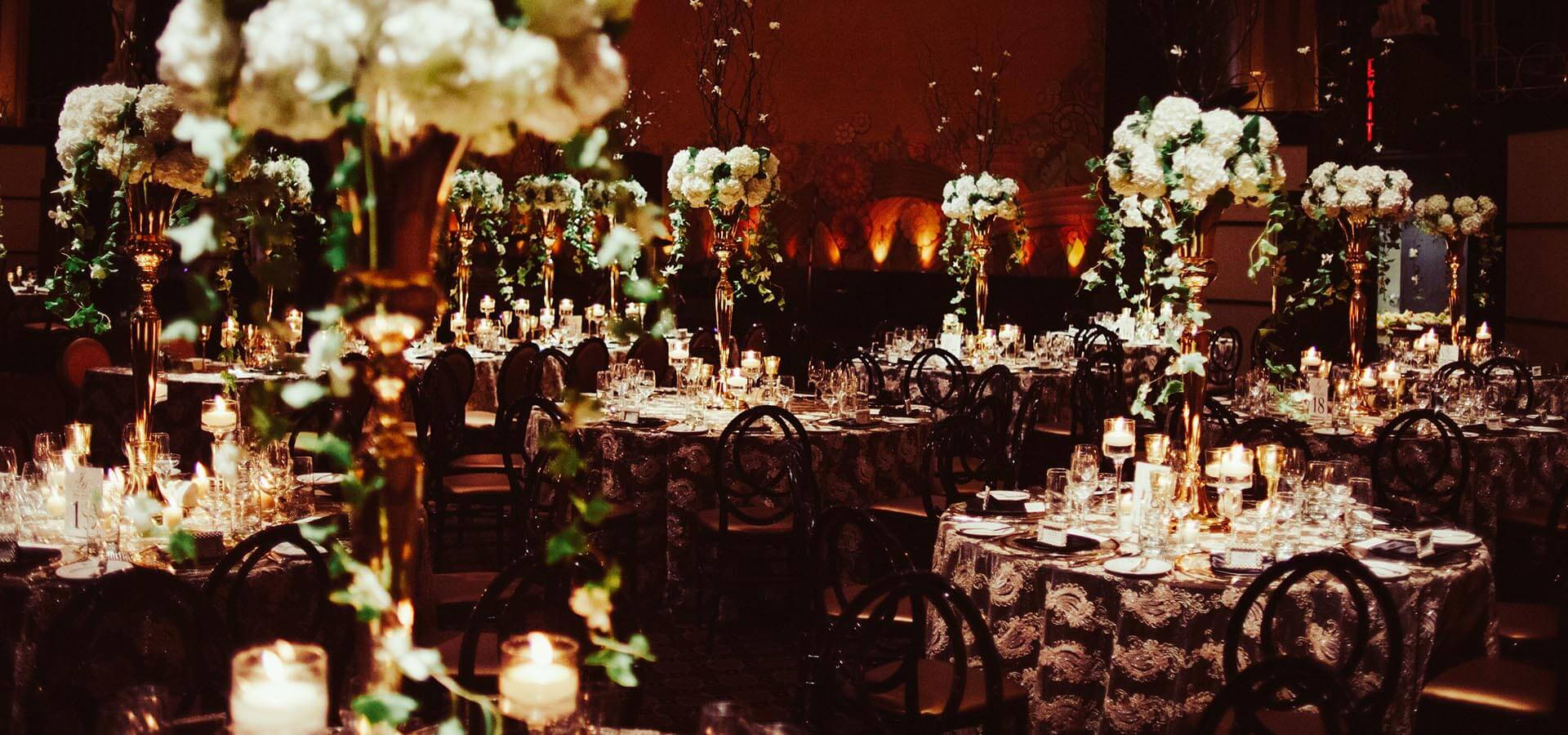 Hero image for Jessica and Harrison's Enchanting Wedding at Eglinton Grand