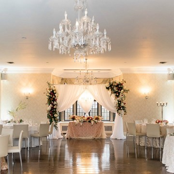 Estates of Sunnybrook's 2017 Bridal Open House