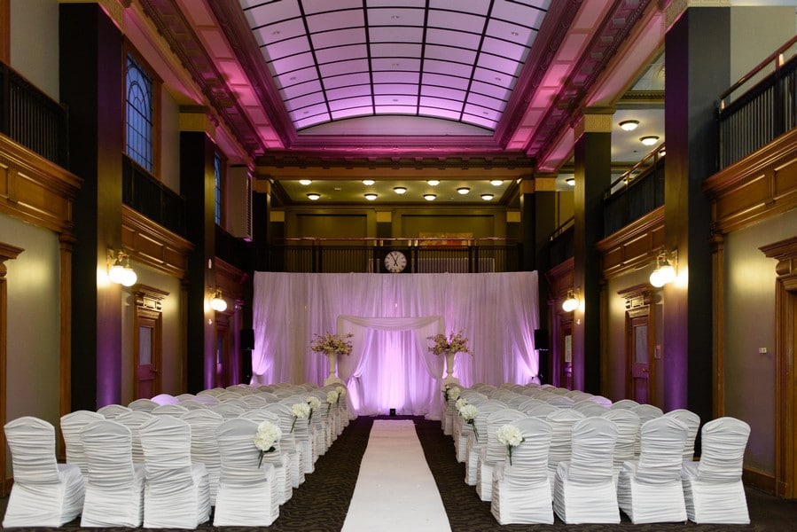One King West Bridal Open House