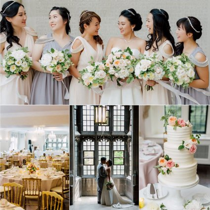 O Weddings and Events featured in Top Toronto Wedding Planners Share Their Favourite Weddings f…