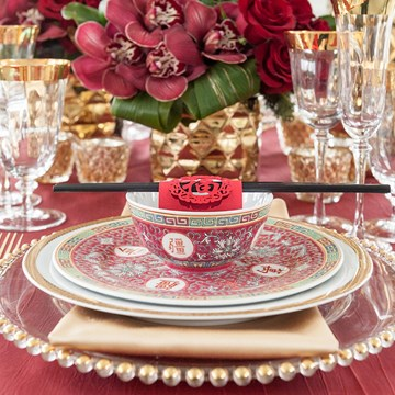 A Stunning Chinese New Year Inspired Styled Shoot