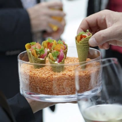 Seventh Heaven Event Catering featured in Toronto's Top Caterers Share Their Most Delicious Hors D'oeuv…