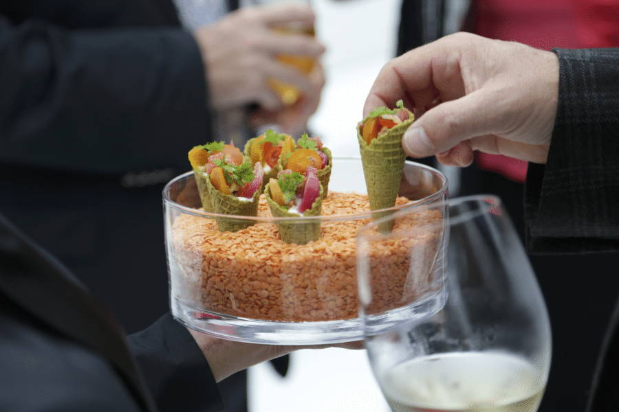toronto caterers share hors doeuvres to be served in 2017, 21