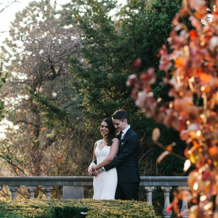 Thumbnail for Narm and Spencer's Elegant Wedding At Graydon Hall Manor