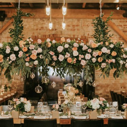 Ashton Creative featured in Toronto's Top Florists Share Stunning Floral Design Inspiration!