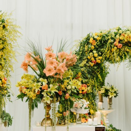 Creations by Gitta featured in Toronto's Top Florists Share Stunning Floral Design Inspiration!