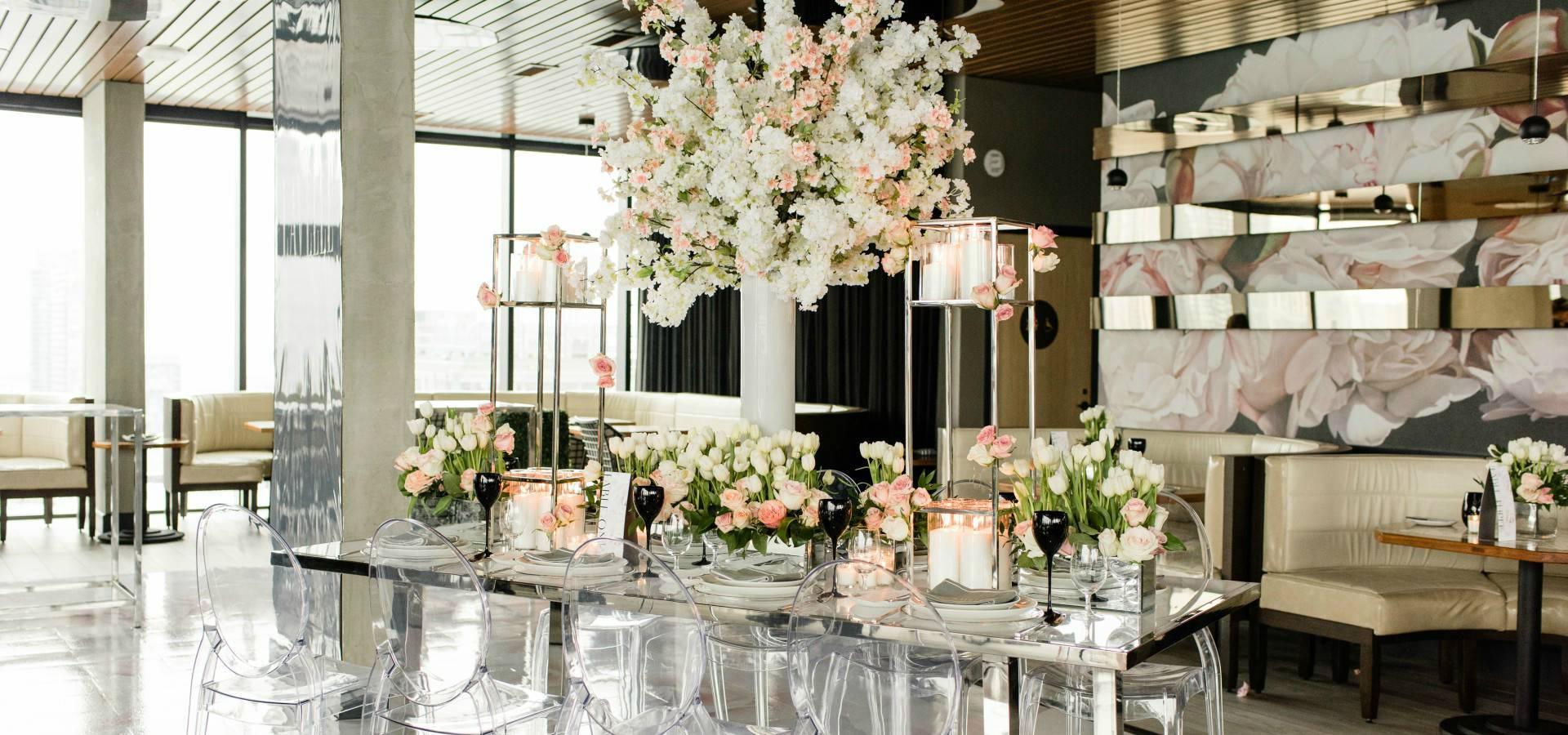 Hero image for An Exclusive Bridal Open House at The Luxurious Lavelle Rooftop