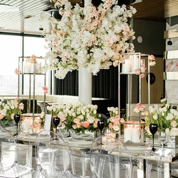 An Exclusive Bridal Open House at The Luxurious Lavelle Rooftop