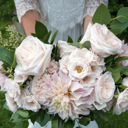 Pink Twig Floral Boutique featured in Toronto's Top Florists Share Stunning Floral Design Inspiration!