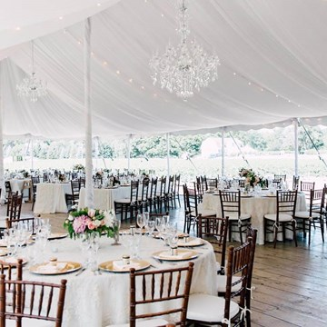 Iryna and Brendan's Lovely Wine Country Wedding at Kurtz Orchards