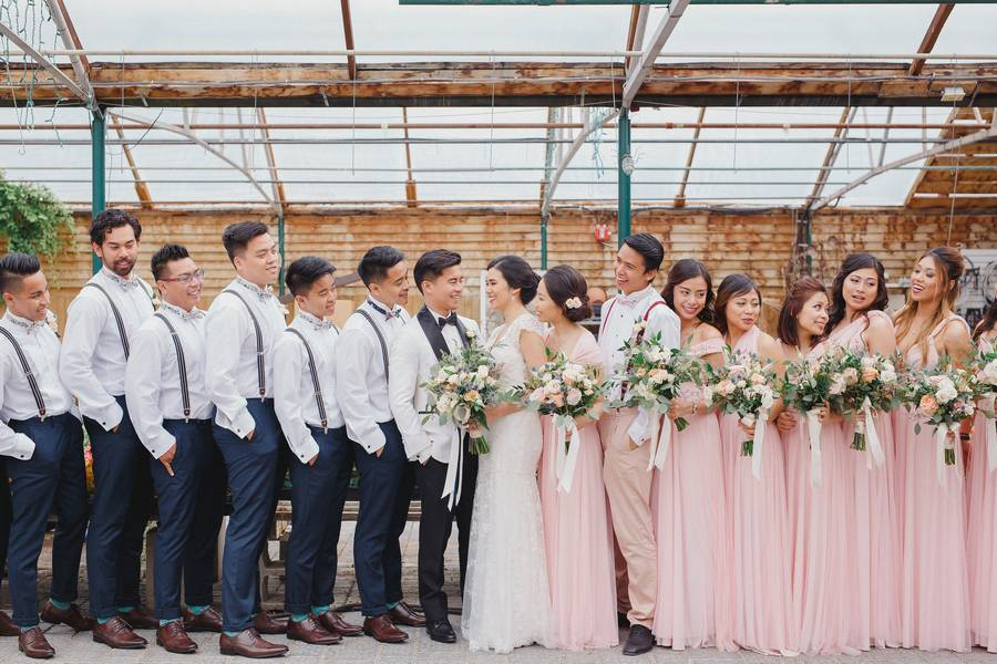 Wedding at The Madison Greenhouse Event Venue, Newmarket, Ontario, Wee Three Sparrows, 10