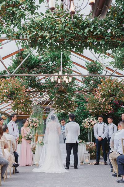 Wedding at The Madison Greenhouse Event Venue, Newmarket, Ontario, Wee Three Sparrows, 21